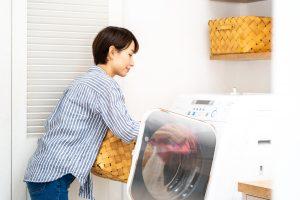 洗濯機の排水口や排水ホースから水漏れするトラブル
