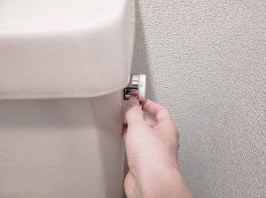トイレの自己流節水は要注意